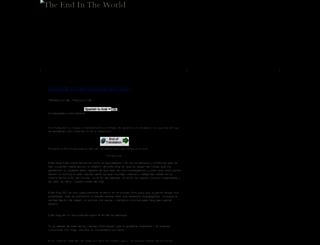 the-end-in-the-world-v2.blogspot.com screenshot