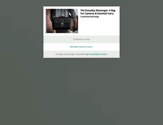 the-everyday-messenger-a-bag-for-cameras-and-essen.backerkit.com screenshot