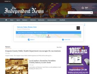 the-independent-news.com screenshot