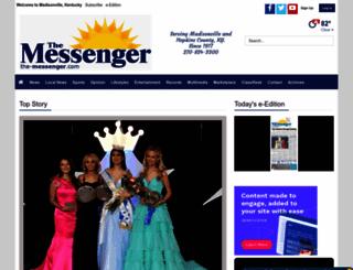 the-messenger.com screenshot