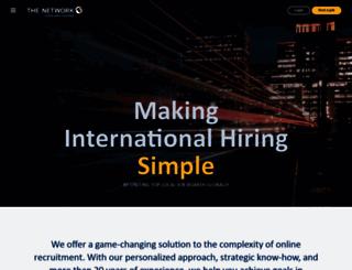 the-network.com screenshot