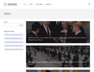 the-onlineinformer.com screenshot