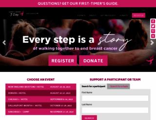 the3day.org screenshot