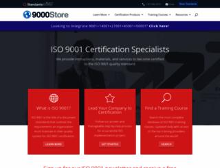 the9000store.com screenshot