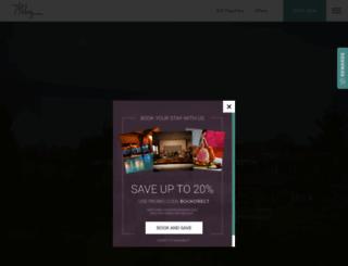 theabbeyhotel.co.uk screenshot