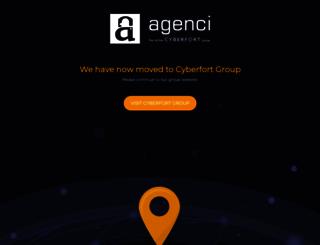 theagenci.com screenshot