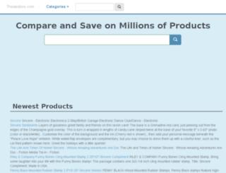 thealestore.com screenshot