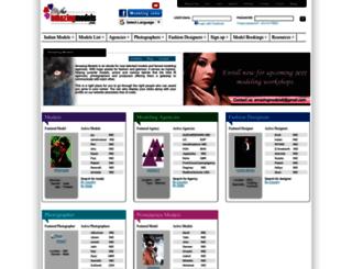 theamazingmodels.com screenshot