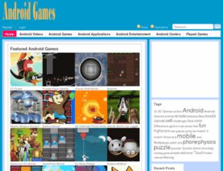 theandroidgames.com screenshot