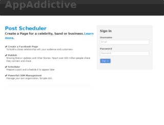 theapphosting.com screenshot