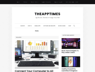 theapptimes.com screenshot