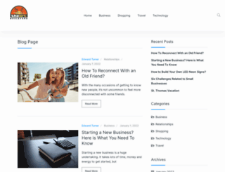 theartboulevard.org screenshot