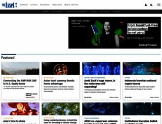 theasset.com screenshot