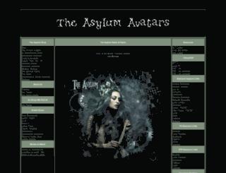 theasylum.me screenshot