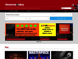 theatremonkey.com screenshot