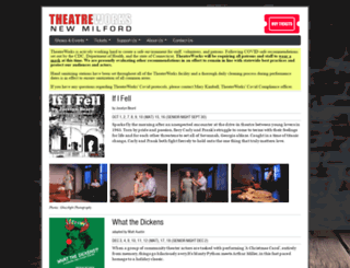 theatreworks.us screenshot
