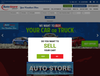 Auto Store Of Greenville >> Access Theautostoregroup Com Auto Store Group Greenville New