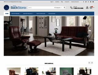 thebackstore.com screenshot