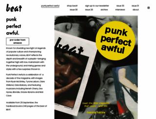 thebeatjuice.com screenshot