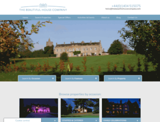 thebeautifulhousecompany.com screenshot