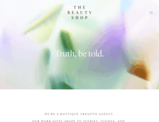 thebeauty-shop.com screenshot