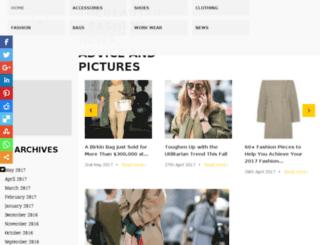 thebeautyinbusiness.com screenshot