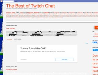 thebestoftwitch.com screenshot
