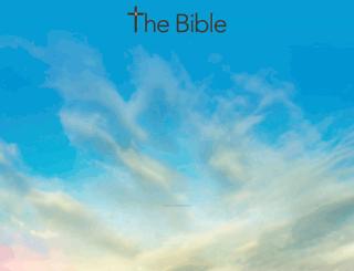 thebible.com screenshot
