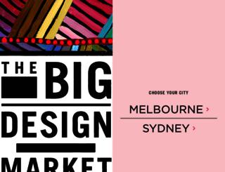 thebigdesignmarket.com screenshot
