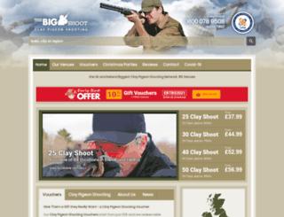 thebigshoot.co.uk screenshot