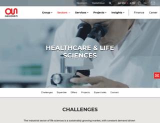 thebiotechqualitygroup.com screenshot