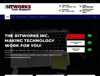 thebitworks.com screenshot