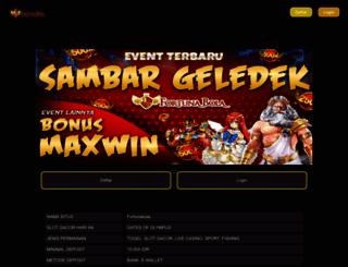 theblueroom.net screenshot