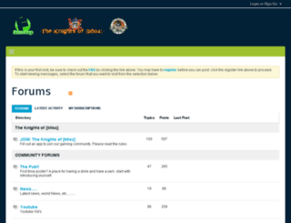 thebooz.com screenshot