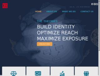 thebrandtheory.com screenshot
