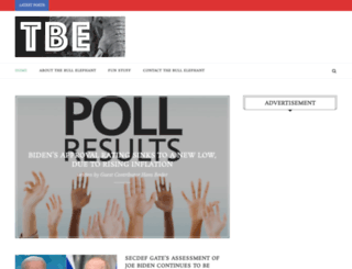 thebullelephant.com screenshot