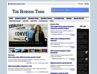 thebusinesstimes.com screenshot