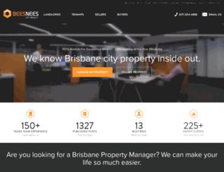 thebuzz.beesnees.com.au screenshot