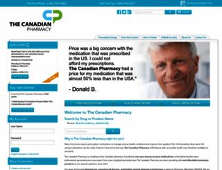 thecanadianpharmacy.com screenshot