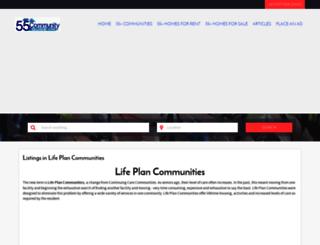 thecarecommunity.com screenshot
