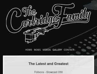thecartridgefamily.ca screenshot