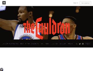 thecauldron.si.com screenshot