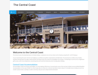 thecentralcoast.com.au screenshot