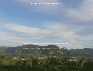 thechocolategarage.com screenshot