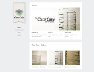 theclearcube.com screenshot