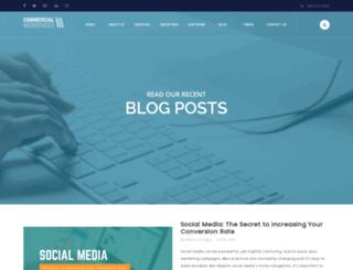 theclutch.commercialwebservices.com screenshot