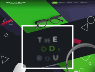 thecodegroup.co.za screenshot