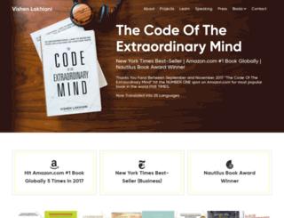 thecodexmind.com screenshot
