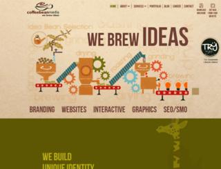 thecoffeebeanmedia.com screenshot