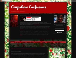 thecompulsiveconfessor.blogspot.com screenshot